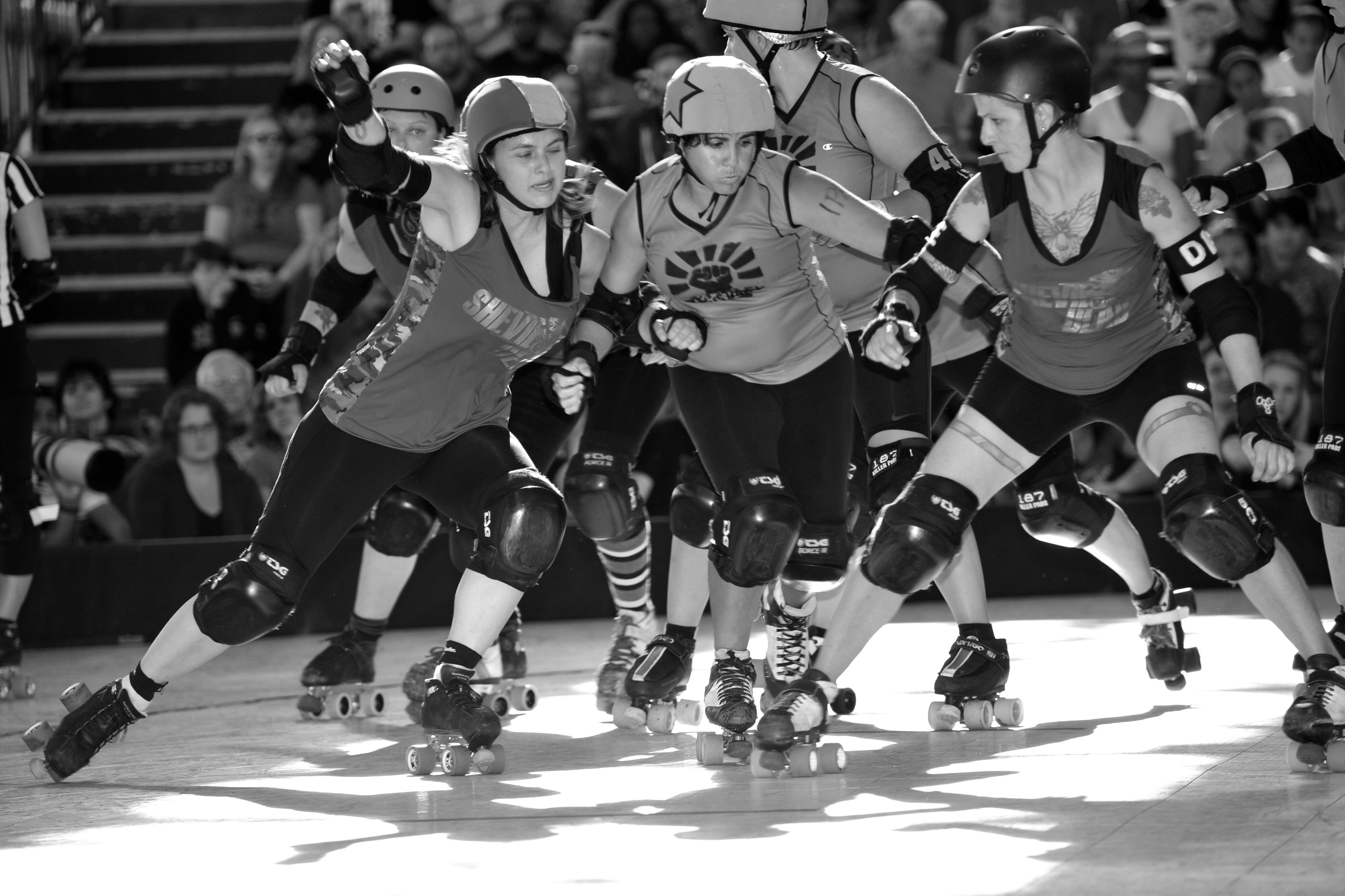 Roller skating derby - About Us