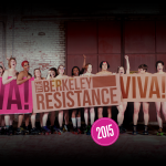 Berkeley Resistance 2015 Team Photo