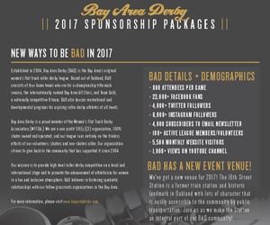 2016 Sponsorship options