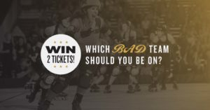 roller derby tickets, bay area derby