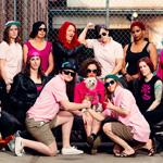 Berkeley Resistance 2016 Team Photo