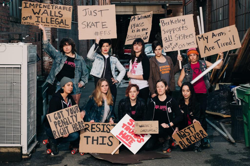 Resistance 2017 Team Photo