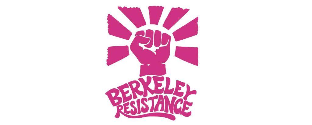 Berkeley Resistance Banner